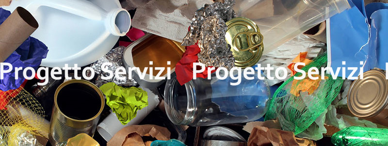 Corso di formazione per la gestione dei rifiuti - Progetto Servizi
