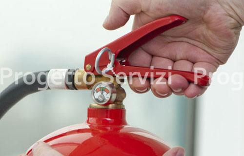 Addetto antincendio - Progetto Servizi Srl