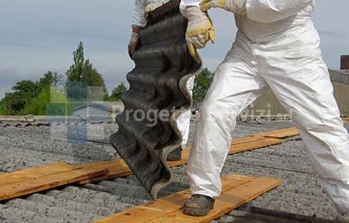 Corso per addetti alle attività di rimozione, smaltimento e bonifica dell' amianto aggiornamento 8 ore solo aula